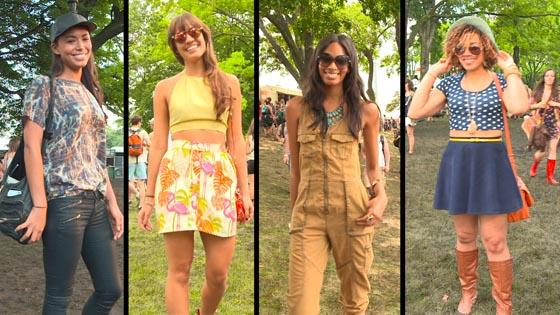 The Top 10 Looks From The Governors Ball Music Festival