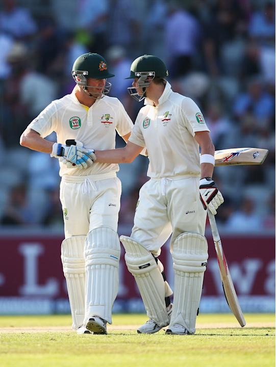 England v Australia: 3rd Investec Ashes Test - Day One