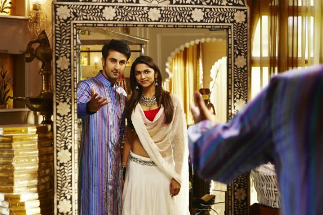 Ranbir and Deepika work their magic