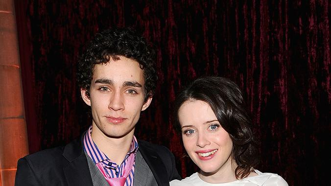 Season of the witch NY Premiere 2010 Robert Sheehan Claire Foy