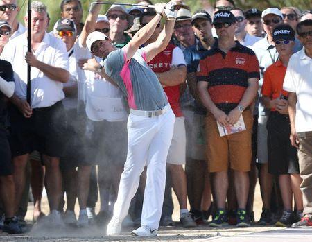 McIlroy in a class of his own in the desert
