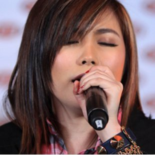 Yeng Constantino: Hope for OPM? (Jerome Ascano, NPPA Images)
