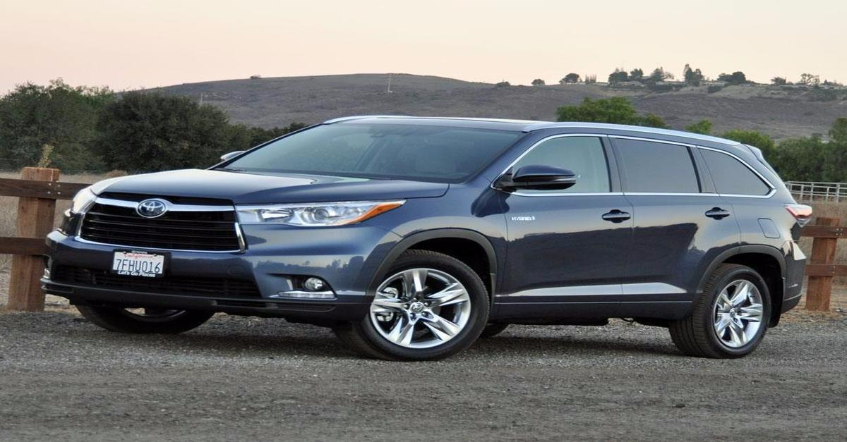 New Model Highlander Part of Summer Sales Event