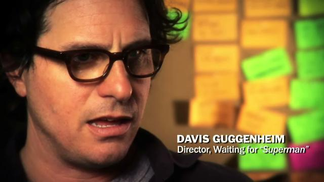Davis Guggenheim Interview
