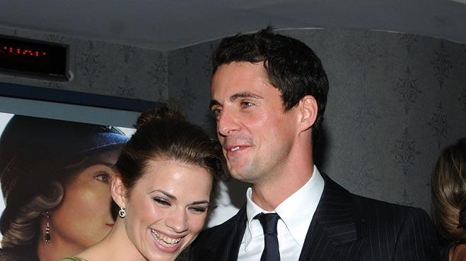Brideshead Revisited New York Premiere 2008 Hayley Atwell Matthew Goode
