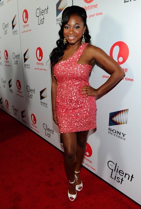Naturi Naughton