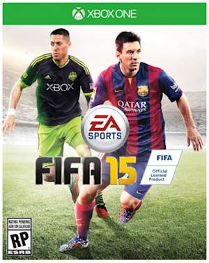 EA Sports Announces Clint Dempsey as North American Cover Athlete for FIFA 15