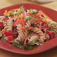 EatingWell's Garden Pasta Salad