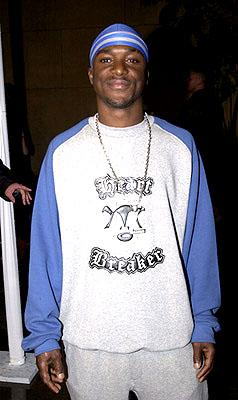 Lamont Bentley at the Hollywood premiere of Lions Gate's The Wash