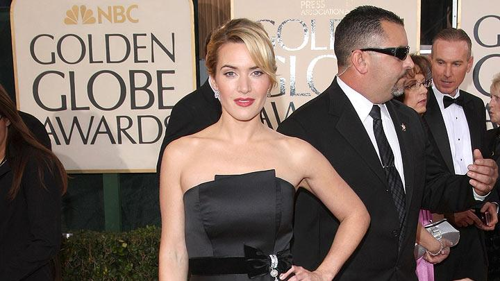 Golden Globes 2009 Kate Winslet
