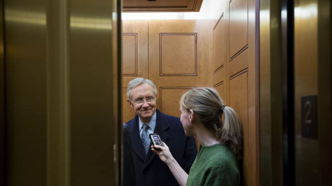 Bill to avert fiscal cliff heads to House