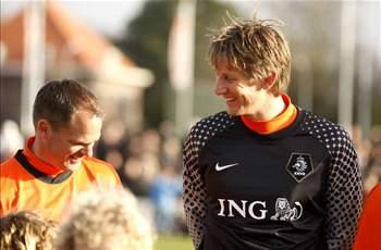 Van der Sar set for Ajax return in front office role
