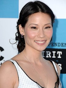 Photo of Lucy Liu