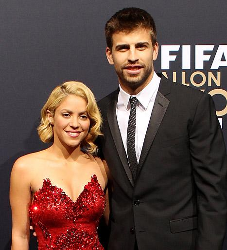 PICTURE: See Pregnant Shakira's First Sonogram!
