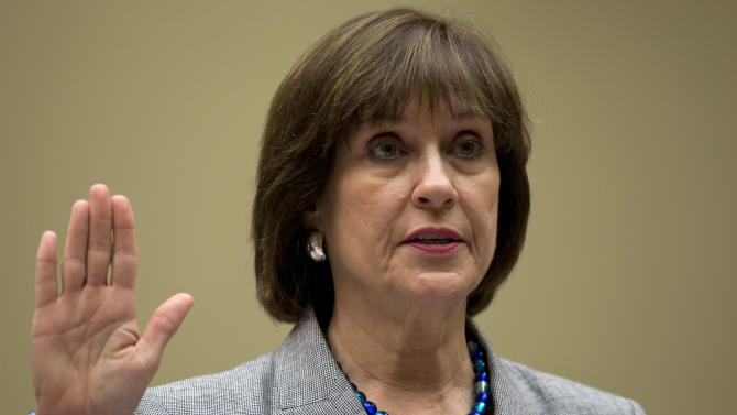 IRS official Lerner: 'I did nothing wrong'