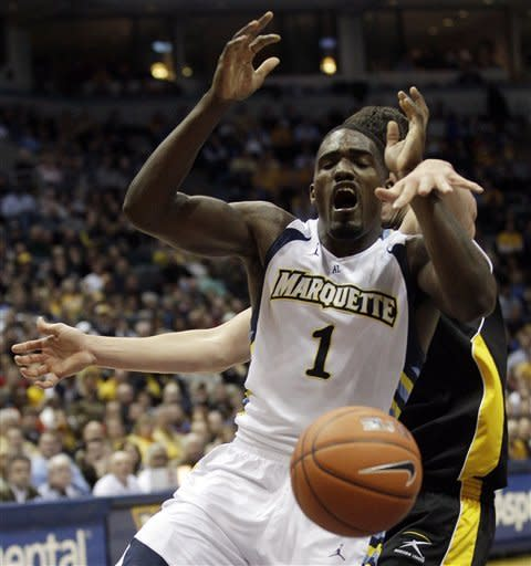 No. 10 Marquette beats Wisconsin-Milwaukee 64-50