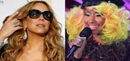 Mariah Carey says working with Nicki Minaj was 'like going to work with Satan'