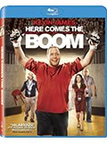 Here Comes the Boom Box Art