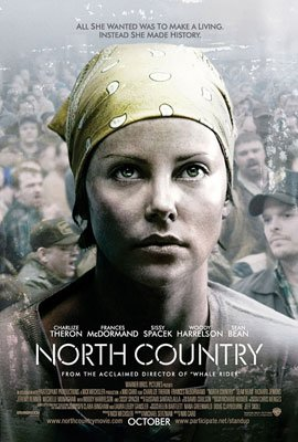 Charlize Theron stars as Josey Aimes in Warner Bros. Pictures' North Country