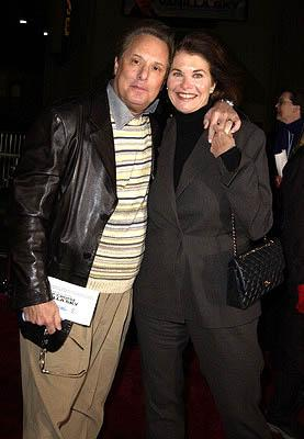 William Friedkin and Sherry Lansing at the Hollywood premiere of Vanilla Sky