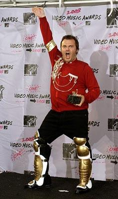 Jack Black MTV Video Music Awards - 8/28/2003
