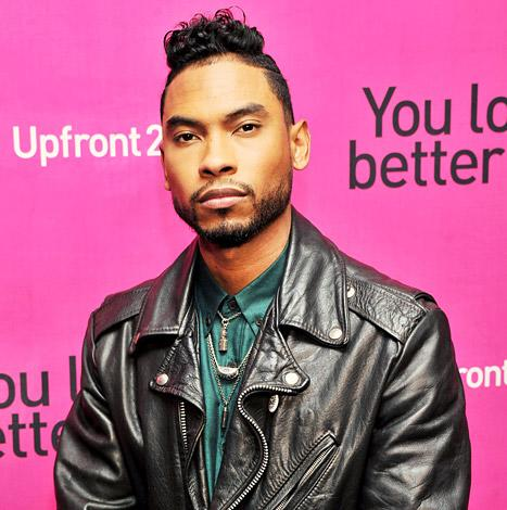 Miguel Denies Producers Told Him Not to Jump During Performance