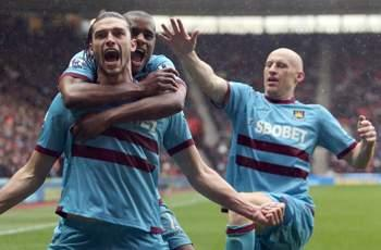 Carroll reminds me of Drogba, says West Ham's Cole