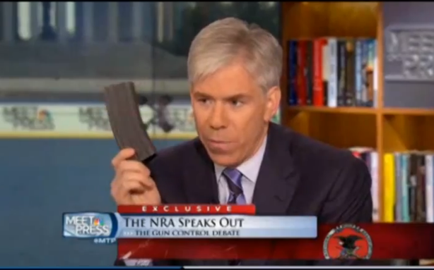David Gregory Won't Be Going to Jail Over His NRA Interview After All