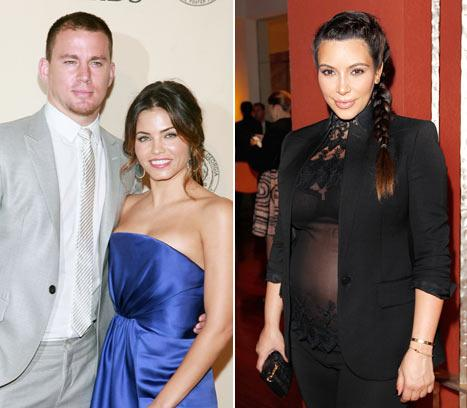 Channing Tatum, Jenna Dewan-Tatum Welcome Baby, Kim Kardashian Celebrates Baby Shower: Top 5 Stories