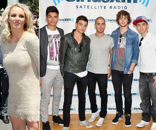 The Wanted Diss Britney Spears Again: She Has No Personality