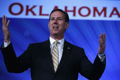 41 times Rick Santorum and Bernie Sanders were on the same side