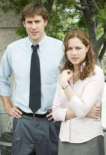 John Krasinski and Jenna Fischer | Photo Credits: Paul Drinkwater/NBCU Phot Bank/Getty Images