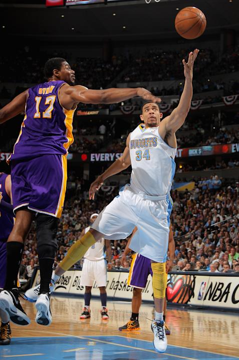 Los Angeles Lakers v Denver Nuggets - Game Three