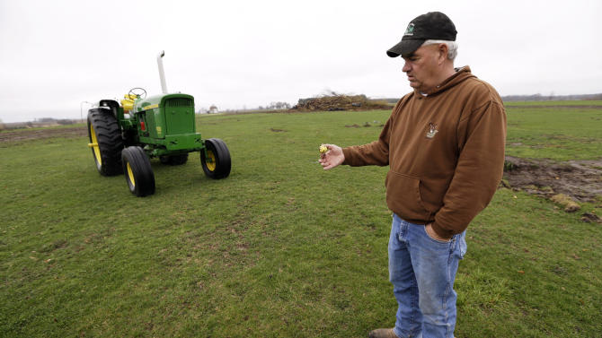 High crop prices entice farms to expand planting