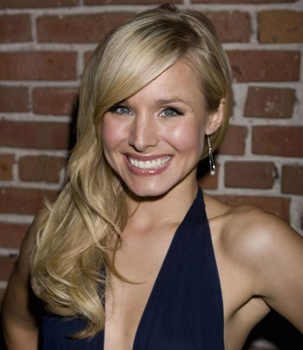Gone but not forgotten! Although Veronica Mars was cancelled (Boo!), Kristen Bell still holds down the No. 2 spot.