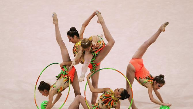 Group All-Around Qualification