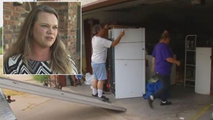 Woman Returns From Vacation and Says Found up to 10 'Squatters' Living in Her Home