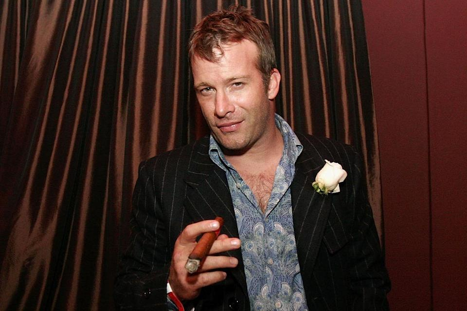 "Thomas Jane at the after party for the FX Network's premiere screening of ""Dirt"" at Republic on December 9, 2006 in Los Angeles, California."