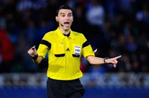 UEFA satisfied with referee after CSKA Moscow racism row