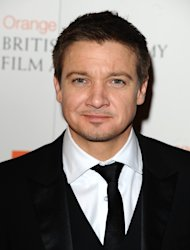 Jeremy Renner sent himself up on Saturday Night Live