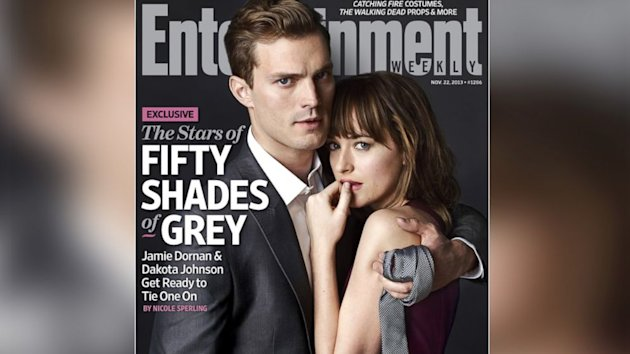 See Jamie Dornan and Dakota Johnson in 'Fifty Shades of Grey' (ABC News)