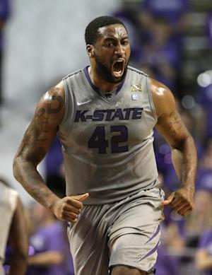 Kansas State beats No. 15 Iowa State 80-73