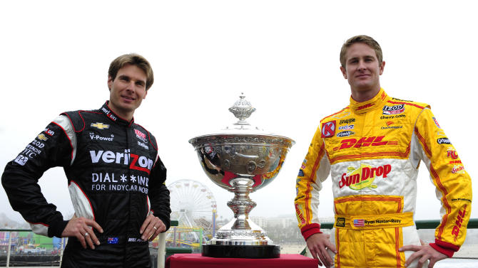 IndyCar Championship Contenders Press Conference