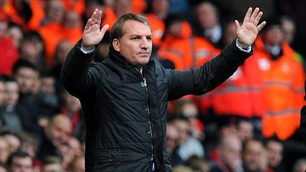 Brendan Rodgers insists he decides which players Liverpool sign
