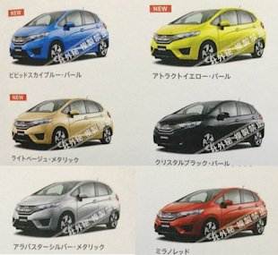 Hot, Honda Buka-Bukaan Foto Detail All-New Jazz! - Yahoo News