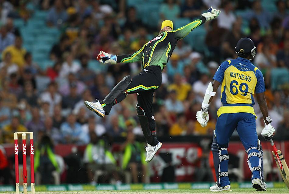 Australia v Sri Lanka - Twenty20: Game 1