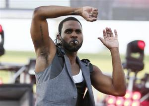 Singer Derulo performs at the 2013 Wango Tango concert at the Home Depot Center in Carson, California