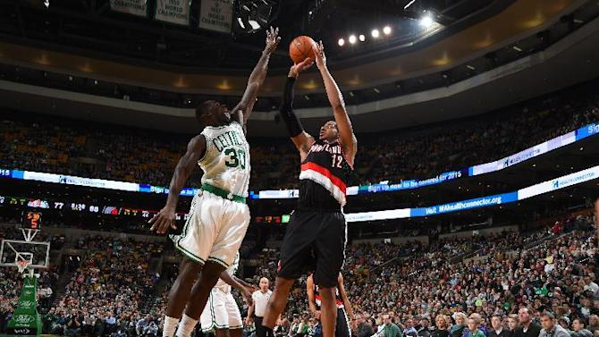 Blazers beat Celtics, extend win streak to 7
