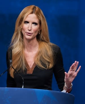 Newtown School Shootings: Ann Coulter Makes a Case for Concealed-Carry Laws