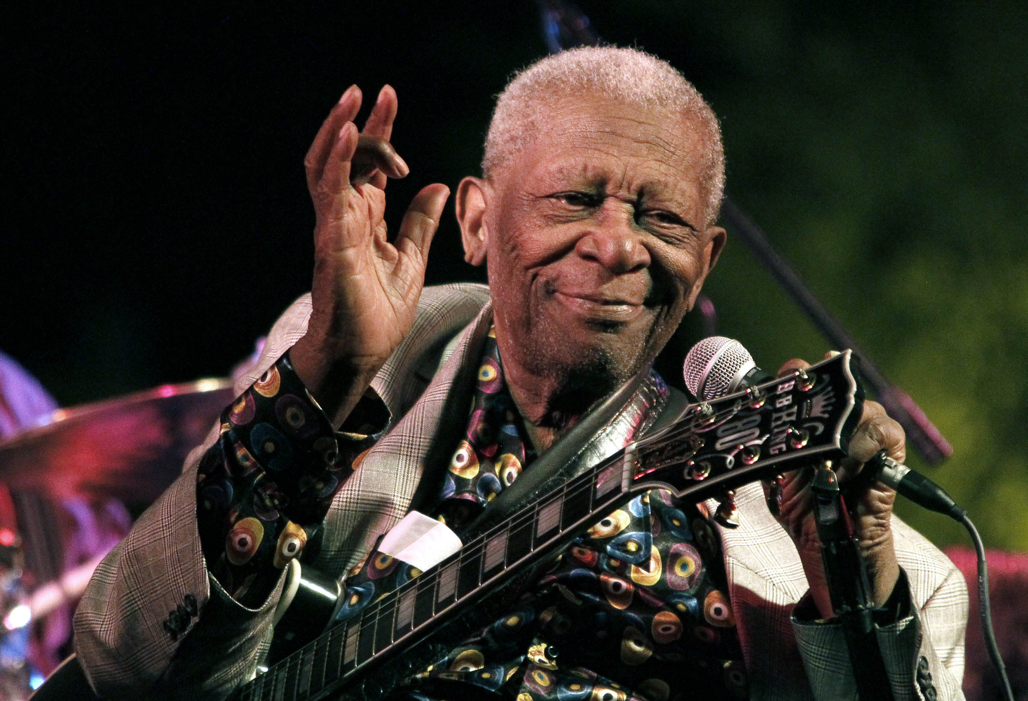 B.B. King Homecoming festival honors memory of blues legend